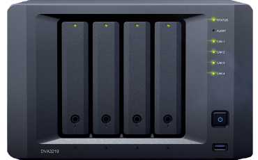 Сервер Synology DVA3219